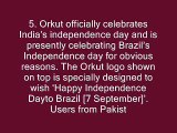 Interesting Facts About Orkut - alltime 10s