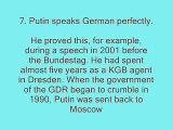 Shocking facts about Vladimir Putin - alltime 10s
