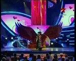 SAHARA AWARDS 2010 SHAHRUKH KHAN DANCE WITH SANIA & SHOAIB MALIK