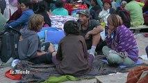 Katmandou : des milliers de personnes dorment dehors