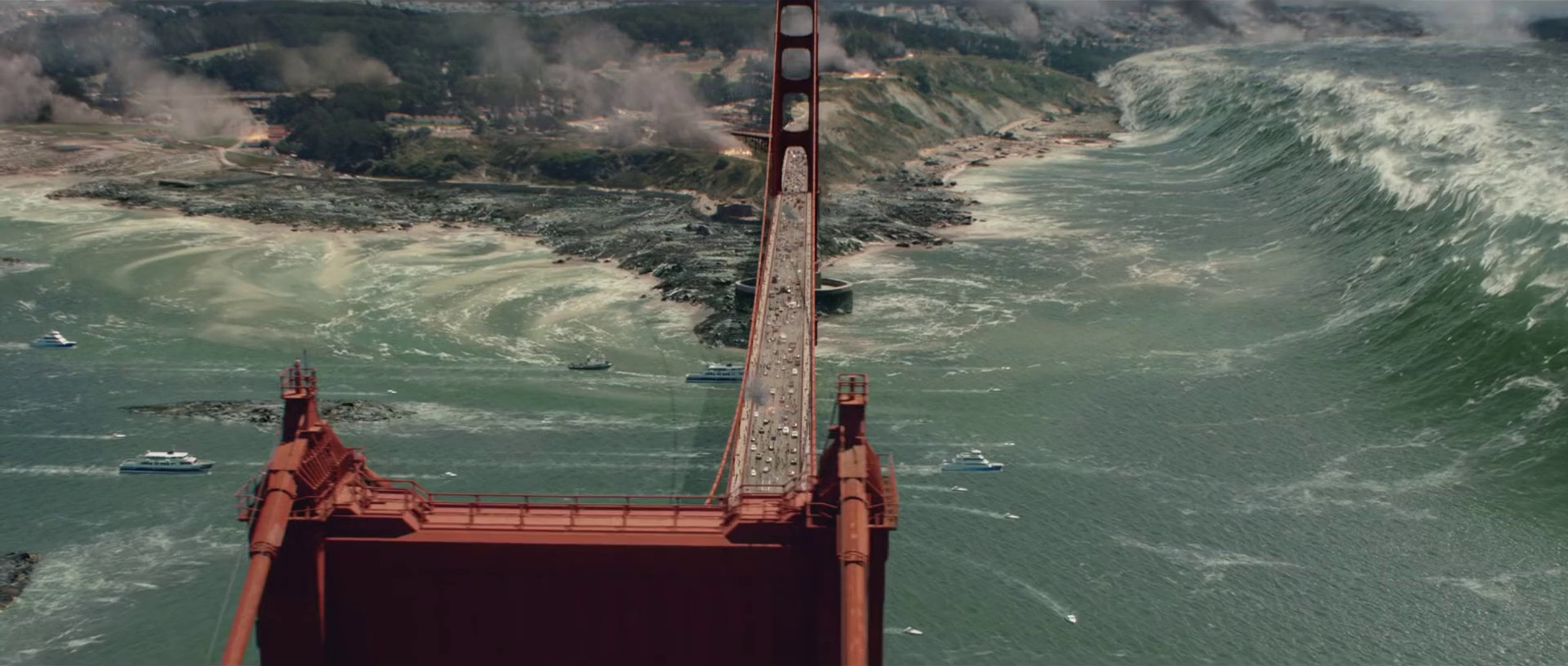 San Andreas - Official Trailer 2 [HD] |San Andreas Official Trailer New