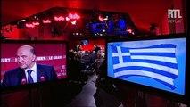 """Pierre Moscovici, invité du """"Grand Jury RTL/ Le Figaro/ LCI"""" du dimanche 26 avril 2015"""