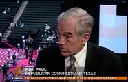 Al Jazeera - Ron Paul Riz Khan Interview