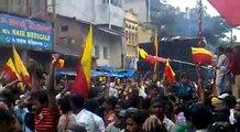Kannada Rajyotsava in Belgavi, Belgaum Karnataka Jai Karnataka