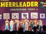 Bangkok University Cheerleading Team 2004 (Semi)