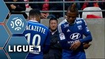 But Clinton NJIE (19ème) / Stade de Reims - Olympique Lyonnais (2-4) - (SdR - OL) / 2014-15