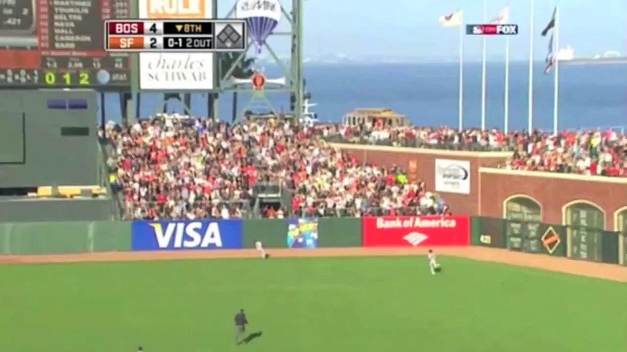 Top Baseball Catches (MLB)