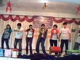 Dance Presentation during Lalaan Central School Outreach Program