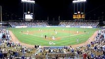 Uribe hits 2 Run HR in 9th to give the SF Giants a 5-4 win over Dodgers on September 4, 2010