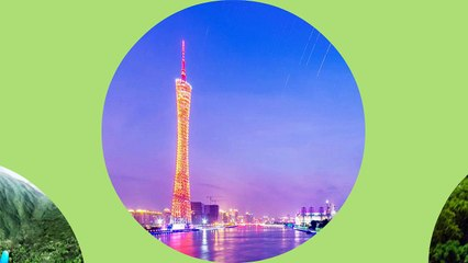 Guangzhou Tourist Attractions For Sightseeing