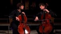 2CELLOS - Shostakovich: Prelude [LIVE VIDEO]