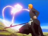Bleach-Ichigo and Byakuya fighting using Bankai