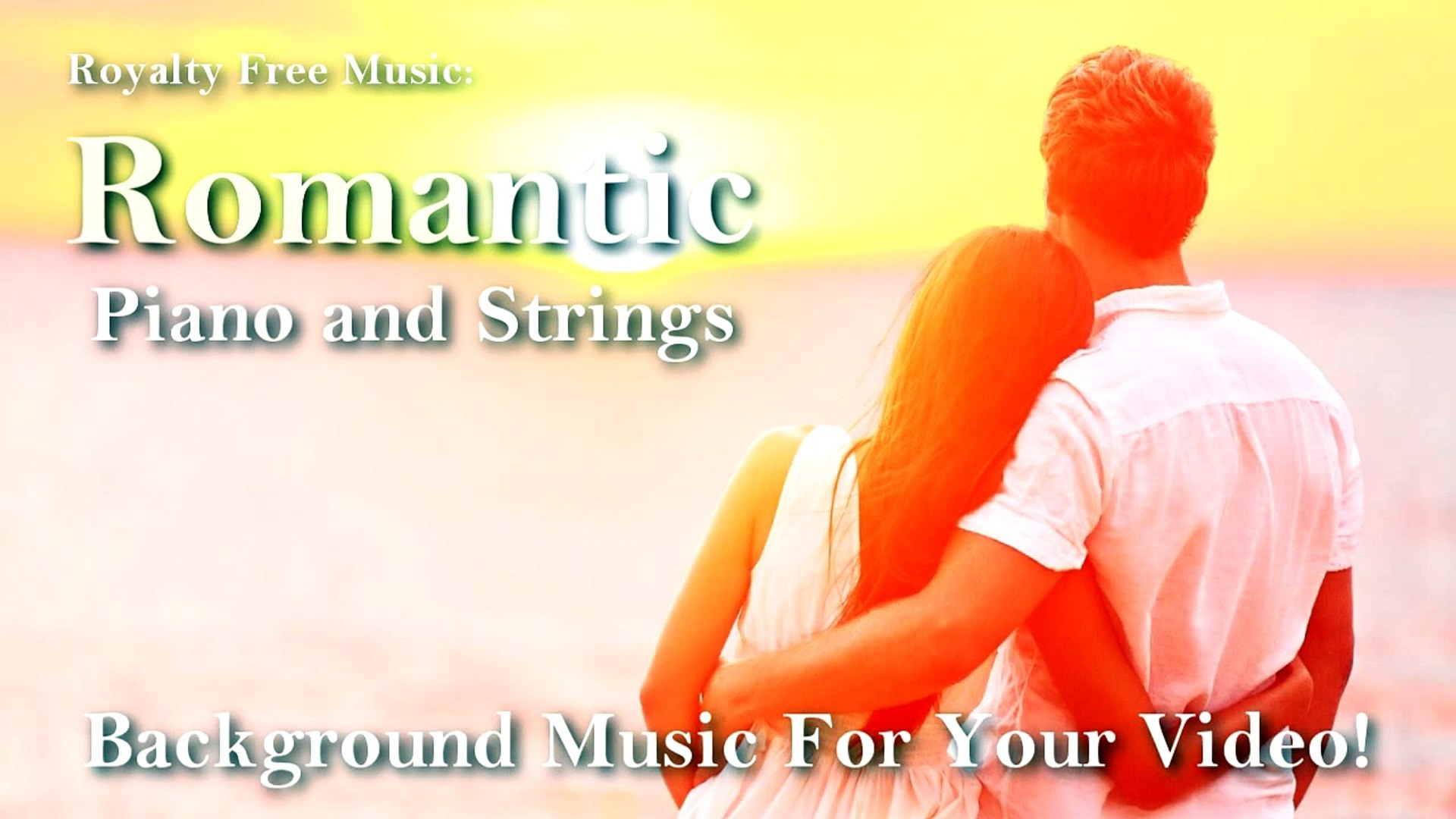 Romantic Piano and Strings - Cinematic Music | Production Music | Background Music | Royalty Free Mu