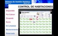 Sistema de Gestion Hotelera - Software de Gestion Motelera - Sigeho