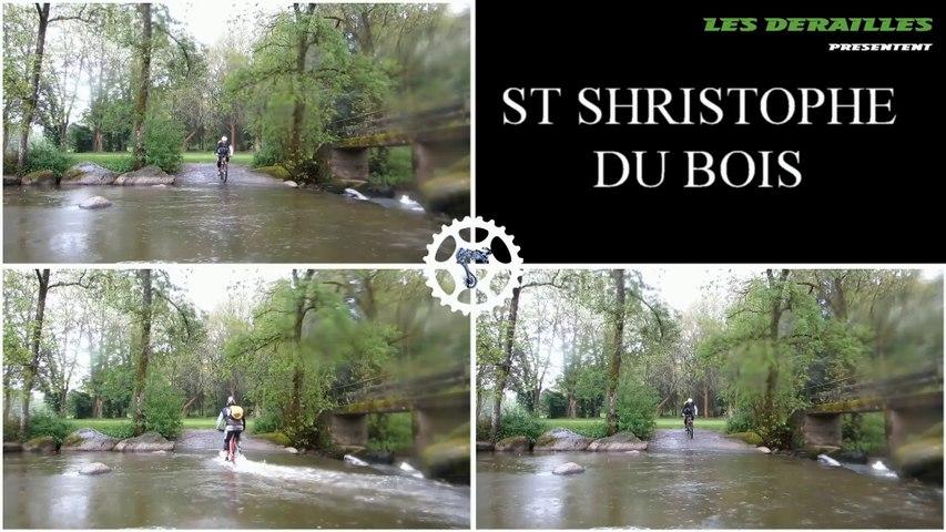 ST CHRISTOPHE DU BOIS - 2015