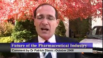 Future of the Pharmaceutical Industry - therapy, drug innovation, health trends keynote speaker