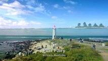 Griffiths Island, Port Fairy, Victoria, Australia by greatvedas