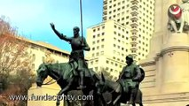 Palabras de Carlos Fuentes sobre Don Quijote
