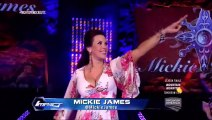 Magnus, Mickie James and James Storm Segment + Backstage Segment With Mickie James, Magnus and Davey Richards