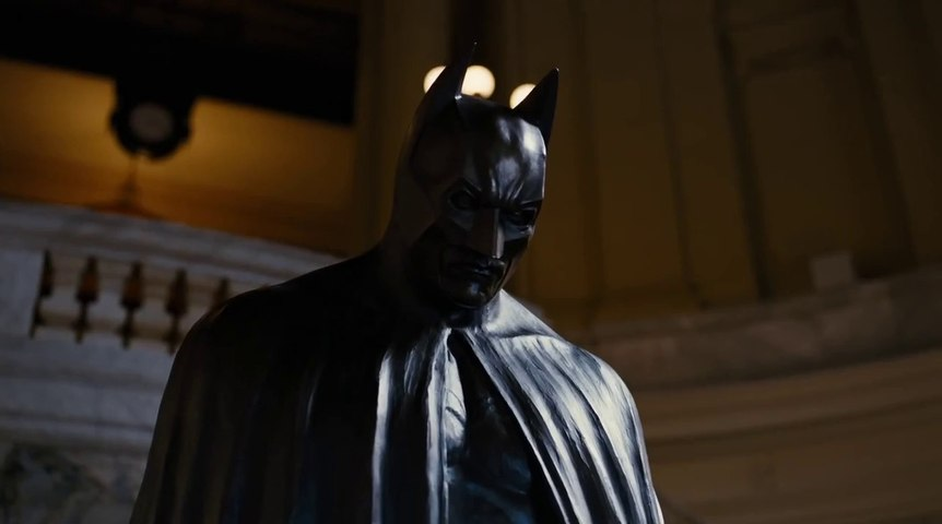 THE DARK KNIGHT RISES - ENDING SEQUENCE