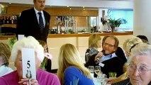 Gordon Ramsay reveals his disguise to Delia Smith - Gordon Ramsay