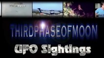 UFO Sightings The New Area 51? Massive Flying Craft Hovers Over Secret Base 2013