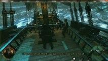 Ravens cry, parte 1, hundiendo el barco Español
