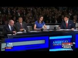 Ron Paul Makes Moderator Look Stupid on Military Spending - South Carolina Debate 1-16-2012