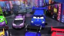 Light Up Deluxe Lightning McQueen Mater Disney Pixar Cars Toons Toys  - CARS TOON HD