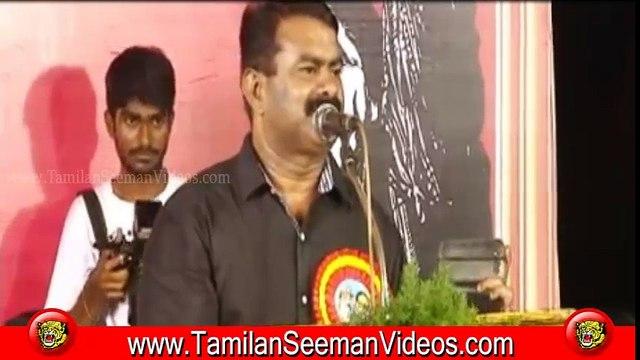 Seeman 20150418 Speech at Ambedkar Brithday Event KK Nagar, Chennai