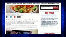 CHIPOTLE-GATE: MSM DEVOURS HILLARY'S BURRITO BOWL, PASSES ON EMAIL SCANDAL