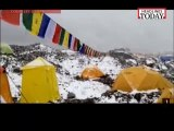 Mount Everest avalanche nepal earthquake amazing captured video