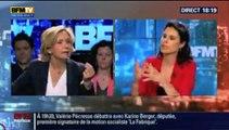 Valérie Pécresse invitée de BFM Politique le 26 avril 2015