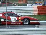 Ferrari Historic Challenge - epic footage Engine Car sound Ferrari 330 p - 512 BB - 250 GT - Daytona
