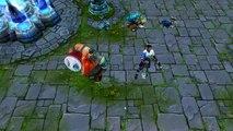 Night Rift - League of Legends Map Skin - video dailymotion