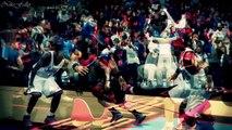 NBA 2K13 - Eminem vs TuPac ! Celeb AllStar Team presented by MGX151 | Christmas Mod Special !