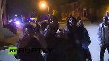 Journaliste agressés par une bande de jeunes noirs alors qu'il couvre les émeutes de Baltimore!