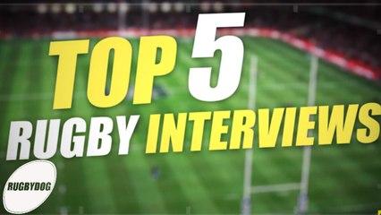 TOP 5 DIFFICULT INTERVIEWS