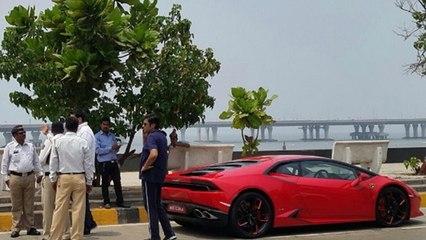 Arnab Goswami vs Lamborghini Huracan – The Over Speeding Fiasco