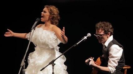 Linda Leen & Goran Gora - I DO (LIVE @ Daile's Theatre) 04.12.2011