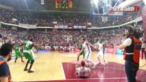 Basket : la JSF Nanterre savoure sa victoire de l'Eurochallenge
