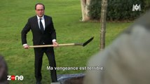 """François Hollande aux photographes : """"Ma vengeance est terrible"""" - ZAPPING ACTU DU 27/04/2015"""