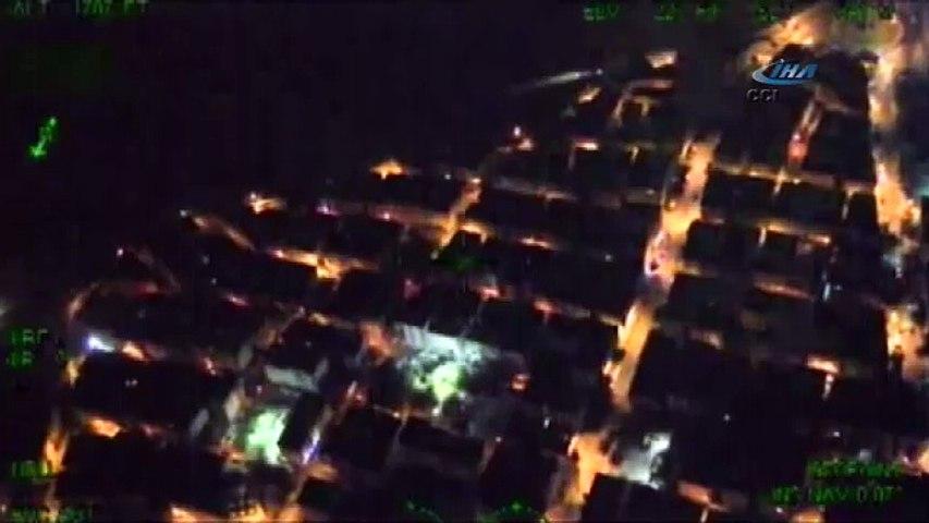 MLKP terör örgütünün silahlı baskınları kamerada