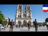 France : un terroriste à deux balles se tire dans la jambe