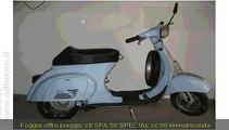 FOGGIA, PESCHICI   PIAGGIO  VESPA 50 SPECIAL CC 50 IMMATRICOLATA 1968