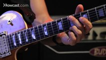 How to Play 1 Fret Bends   Heavy Metal Guitar
