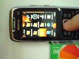 Windows 3.1 running on Nokia E51 symbian S60 3rd Edition FP1