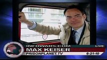 "Max Keiser Reveals ""Put Options"" Ties to BP's False Flag Oil Spill Event on Alex Jones Tv 1/5"