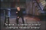 Religion is Bullshit - George Carlin (sub-español)