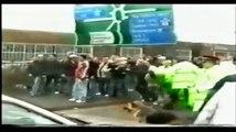 Football Hooligans - West Brom v Cardiff - 2004